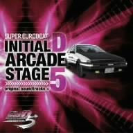 Image 1 for SUPER EUROBEAT presents INITIAL D ARCADE STAGE 5 original soundtracks +