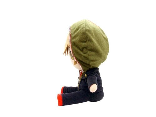 Image 4 for Dangan Ronpa: The Animation - Naegi Makoto - Chou Koukoukyuu no Plush #01 (Algernon Product, Gift)