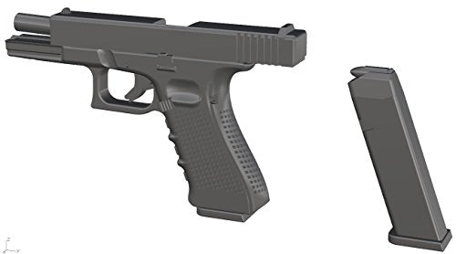 Image 5 for Little Armory LA028 - Glock 17, 18C - 1/12 (Tomytec)