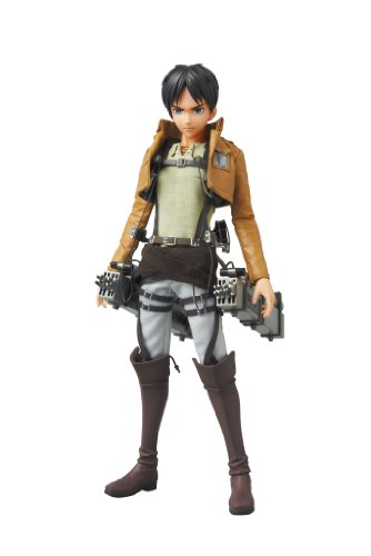Image 3 for Shingeki no Kyojin - Eren Yeager - Real Action Heroes #668 - 1/6 (Medicom Toy)