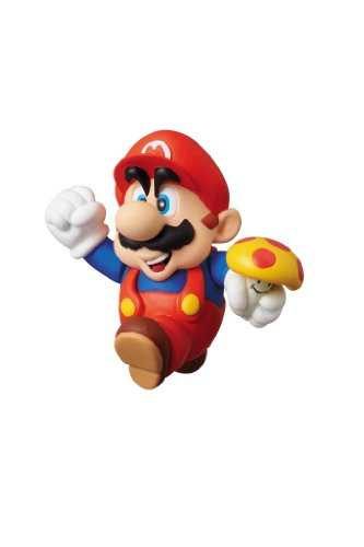 Image 1 for Super Mario Brothers - Mario - Ultra Detail Figure #174 (Medicom Toy)