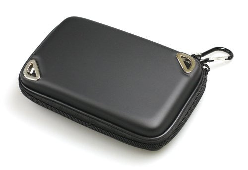 Image 2 for Oshirase Pouch for 3DS LL (Black)