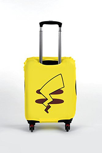Image 4 for Suitcase Cover - Pikachu - Size M