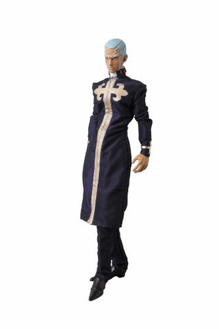 Image for Jojo no Kimyou na Bouken - Stone Ocean - Enrico Pucci - Green Baby - Real Action Heroes #522 - 1/6 (Medicom Toy)