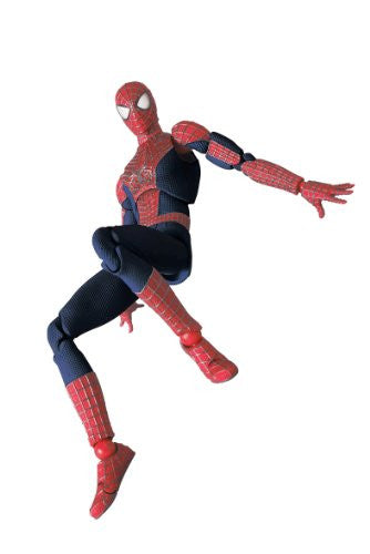 Image 5 for The Amazing Spider-Man 2 - Spider-Man - Mafex No.003 (Medicom Toy)