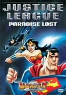 Image for Justice League: Paradise Lost