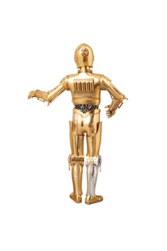 Image 2 for Star Wars - C-3PO - Real Action Heroes - RAH580 - 1/6 - Talking Ver. (Medicom Toy)