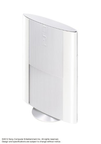 Image 4 for Vertical Stand for PlayStation 3 New Slim Model (Classic White)