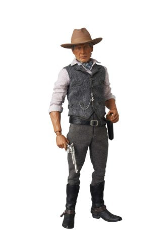 Image 2 for Cowboys & Aliens - Colonel Woodrow Dolarhyde - Real Action Heroes #562 - 1/6 (Medicom Toy)