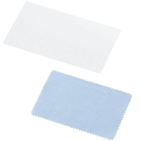 Image for PS Vita Liquid Crystal Antimicrobial Filter & Cloth