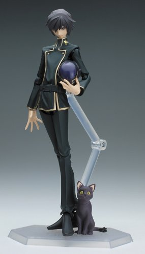 Image 2 for Code Geass - Hangyaku no Lelouch - Lelouch Lamperouge - Figma #SP-002 (Banpresto, Max Factory)