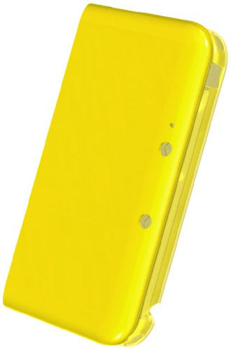 Image 3 for Jelly Hard Cover for 3DS LL (Yellow)