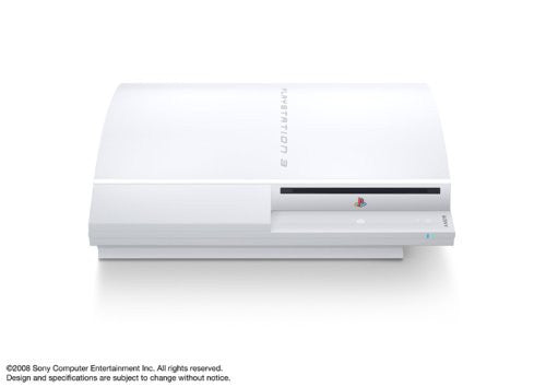 Image 2 for PlayStation3 Console (HDD 80GB Model Gran Turismo 5 Prologue Spec III Bundle) - Ceramic White