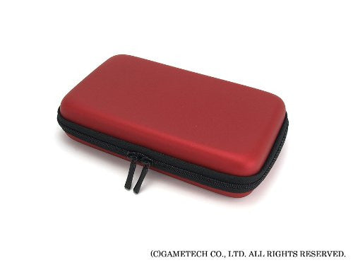 Image 3 for EVA Pouch for 3DS LL (Red)