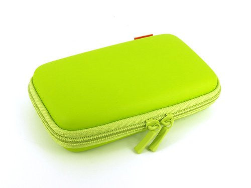 Image 3 for Palette Semi Hard Pouch for 3DS (Lime Green)
