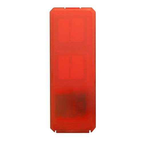 Image 2 for Card Palette 6 3DS (red)