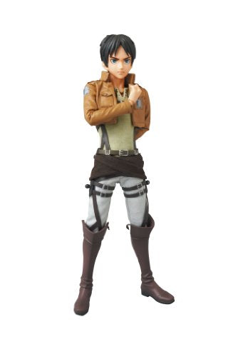 Image 5 for Shingeki no Kyojin - Eren Yeager - Real Action Heroes #668 - 1/6 (Medicom Toy)