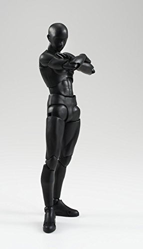 Image 6 for S.H.Figuarts - Body-kun - Solid Black Color ver. (Bandai)