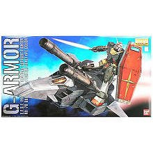 Image 1 for MSV Mobile Suit Variations - G-Fighter - RX-78-2 Gundam - MG 121 - G-Armor - 1/100 - Real Type Color, Ver. 2.0 (Bandai)