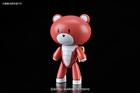 Image for Gundam Build Fighters Try - Petitgguy - HGBF - 1/144 - Burning Red (Bandai)