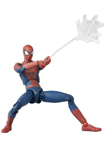 Image 12 for The Amazing Spider-Man 2 - Spider-Man - Mafex #4 - DX set (Medicom Toy)