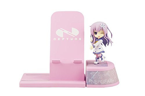 Image 1 for Choujigen Game Neptune - Nepgear - Cell Phone Stand - Choco Sta (Broccoli)