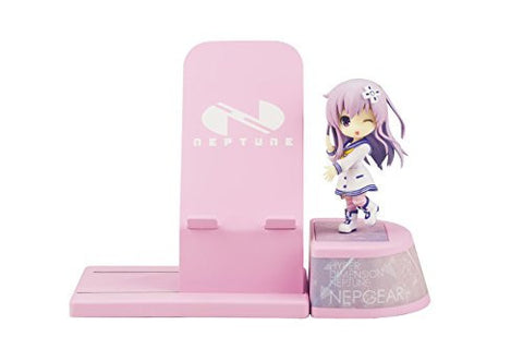 Image for Choujigen Game Neptune - Nepgear - Cell Phone Stand - Choco Sta (Broccoli)