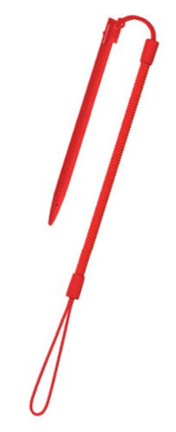 Image for Touch Pen Leash for 3DS LL (Passion Red)