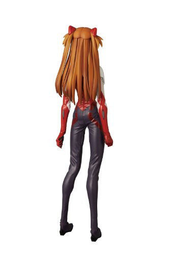 Image 4 for Evangelion Shin Gekijouban: Q - Souryuu Asuka Langley - Real Action Heroes #640 - 1/6 - New Plug Suit (Medicom Toy)