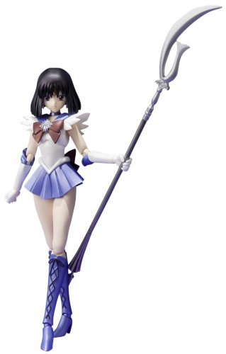 Image 1 for Bishoujo Senshi Sailor Moon - Bishoujo Senshi Sailor Moon Super - Sailor Saturn - S.H.Figuarts (Bandai)