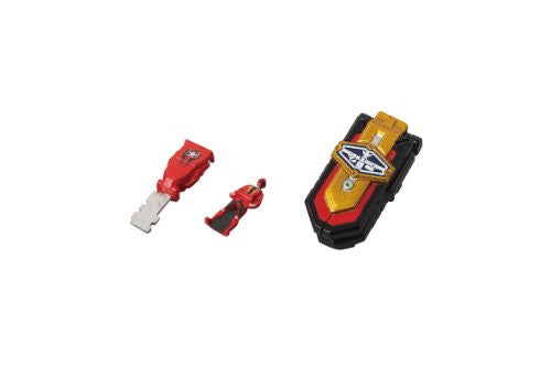 Image 3 for Kaizoku Sentai Gokaiger - Gokai Red - Project BM! 60 - 1/6 (Bandai, Medicom Toy)