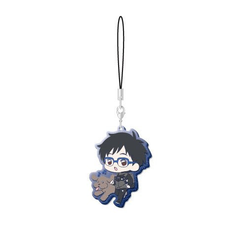 Image 7 for Yuri on Ice Clear Rubber Strap Box