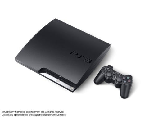 Image for PlayStation3 Slim Console (HDD 120GB Model) - 110V
