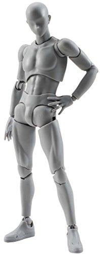 Image 1 for S.H.Figuarts - Body-kun - DX Set, Gray Color Ver. (Bandai)