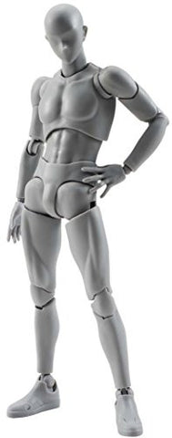 Image for S.H.Figuarts - Body-kun - DX Set, Gray Color Ver. (Bandai)