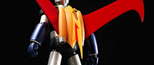 Image 5 for Mazinger Z - Super Robot Chogokin - ~Iron (Kurogane) Finish~ (Bandai)