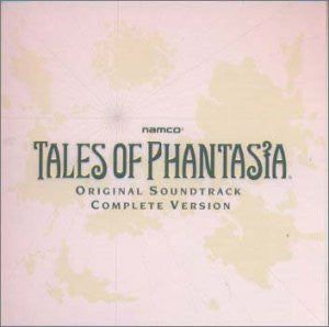 Image for Tales of Phantasia Original Soundtrack Complete Version