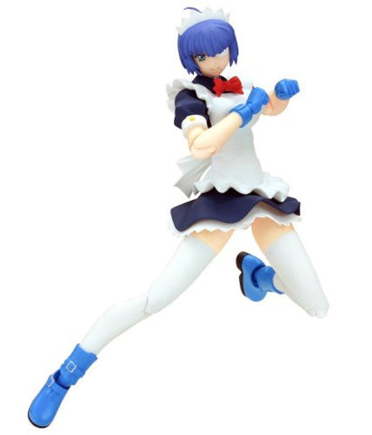 Image for Ikki Tousen Great Guardians - Ryomou Shimei - Figma #024 (Max Factory)