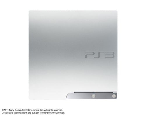 Image 3 for PlayStation3 Slim Console (HDD 160GB Satin Silver Model) - 110V