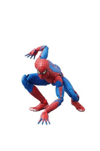 Image 1 for The Amazing Spider-Man - Spider-Man - Mafex #1 (Medicom Toy)