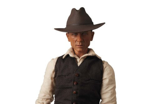Image 4 for Cowboys & Aliens - Jake Lonergan - Real Action Heroes #561 - 1/6 (Medicom Toy)