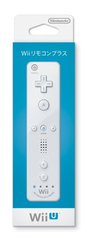 Image for Wii Remote Plus Control (White)