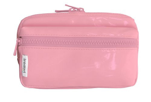 Image 1 for Enamel Pouch for 3DS LL (Sweet Pink)