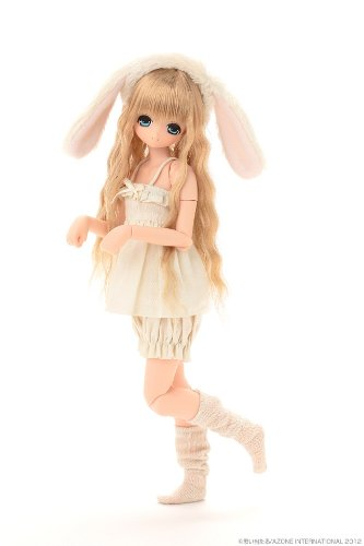 Image 12 for Miu - Ex☆Cute - PureNeemo - 1/6 - Komorebimori no Dobutsutati ♪, Rabbit (Azone)