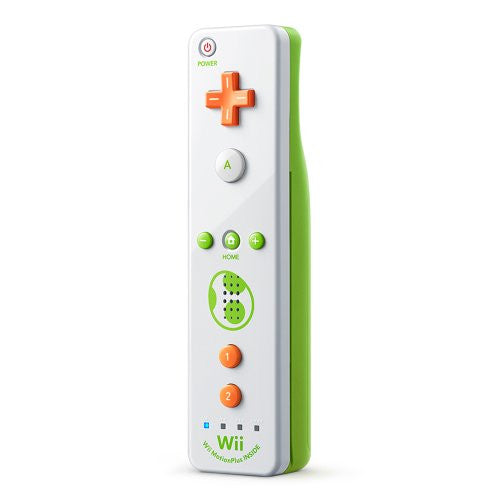 Image 2 for Wii Remote Control Plus (Yoshi)