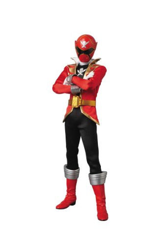 Image for Kaizoku Sentai Gokaiger - Gokai Red - Project BM! 60 - 1/6 (Bandai, Medicom Toy)