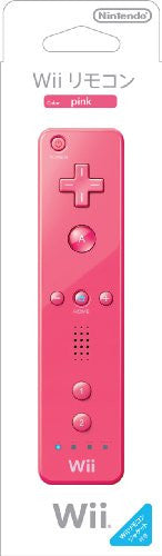 Image 1 for Wii Remote Control (Pink)