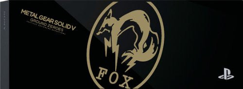 Image 3 for PlayStation 4 x METAL GEAR SOLID V: GROUND ZEROS FOX EDITION