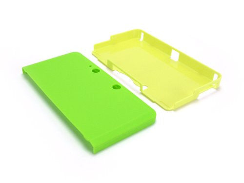 Image 5 for Palette Rubber Hardcover for 3DS (Lime Green)