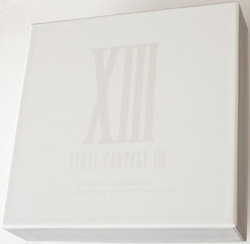 Image 1 for FINAL FANTASY XIII Original Soundtrack [Limited Edition]